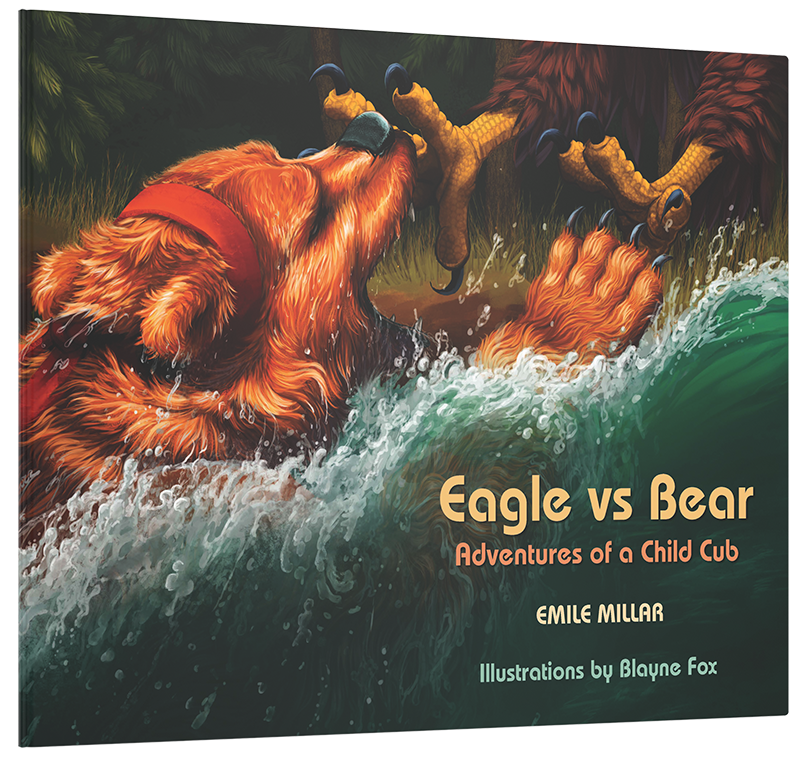 Buy Eagle vs Bear Now!
